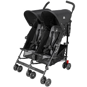 twin pushchair hire in Paris
